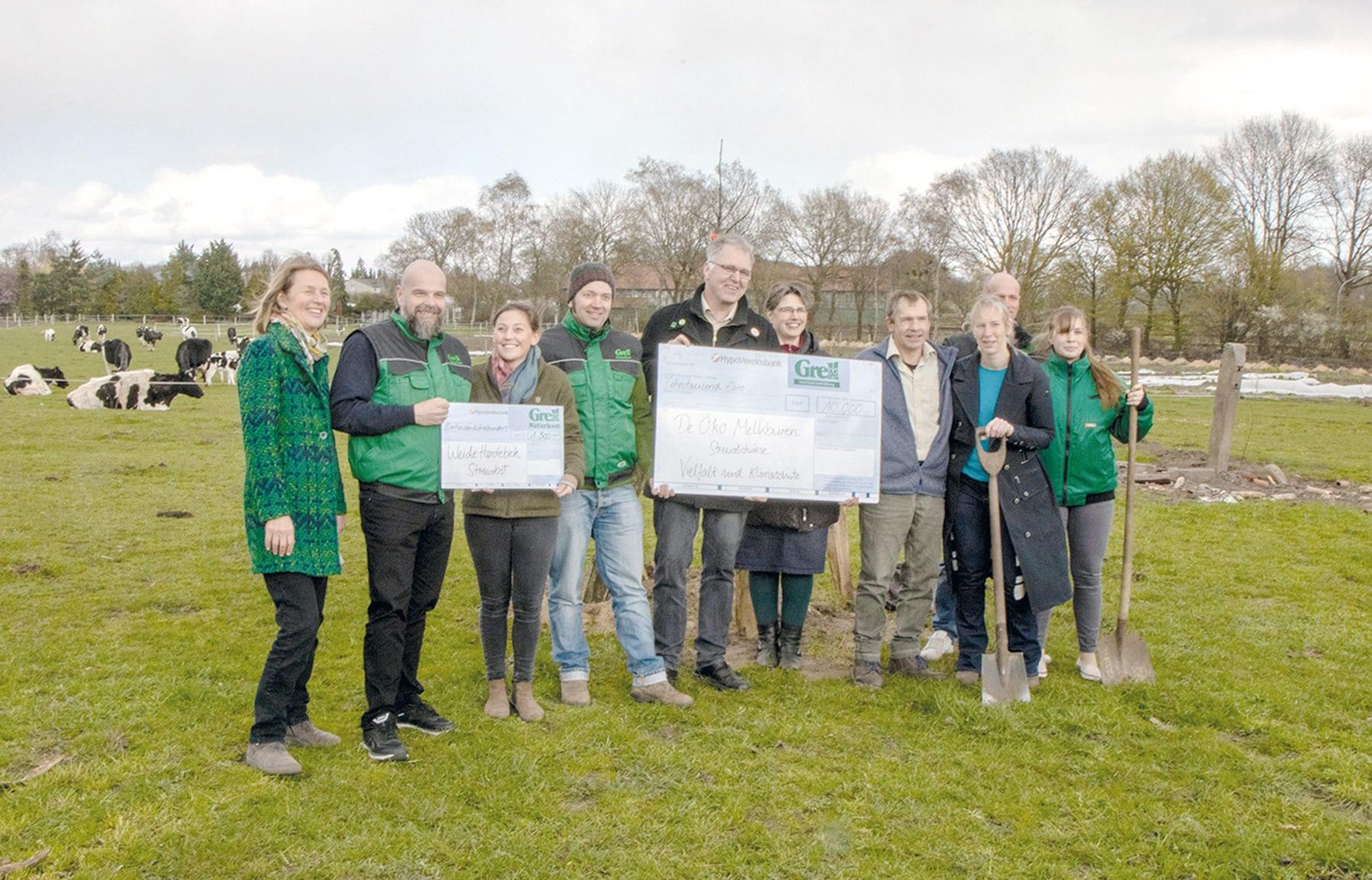 Grell Naturkost Team EDEKA Woytke in Hamburg
