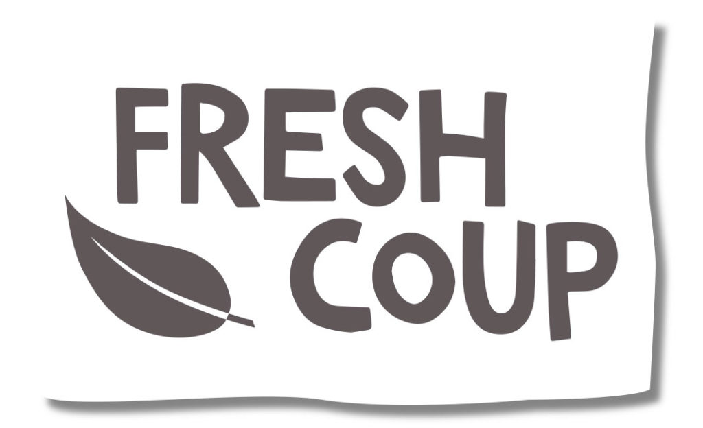 Fresh Coup Logo EDEKA Woytke in Hamburg