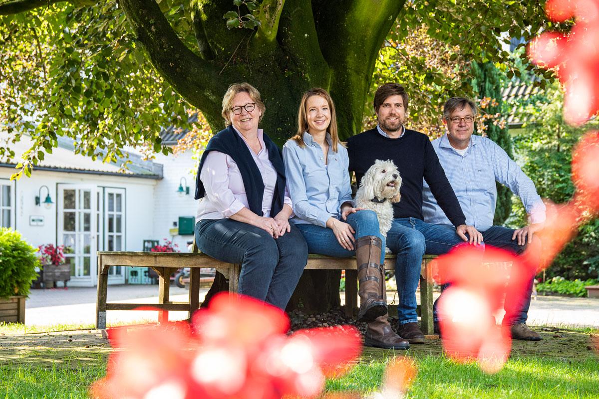 Hornbrooker Hof Familie EDEKA Woytke in Hamburg